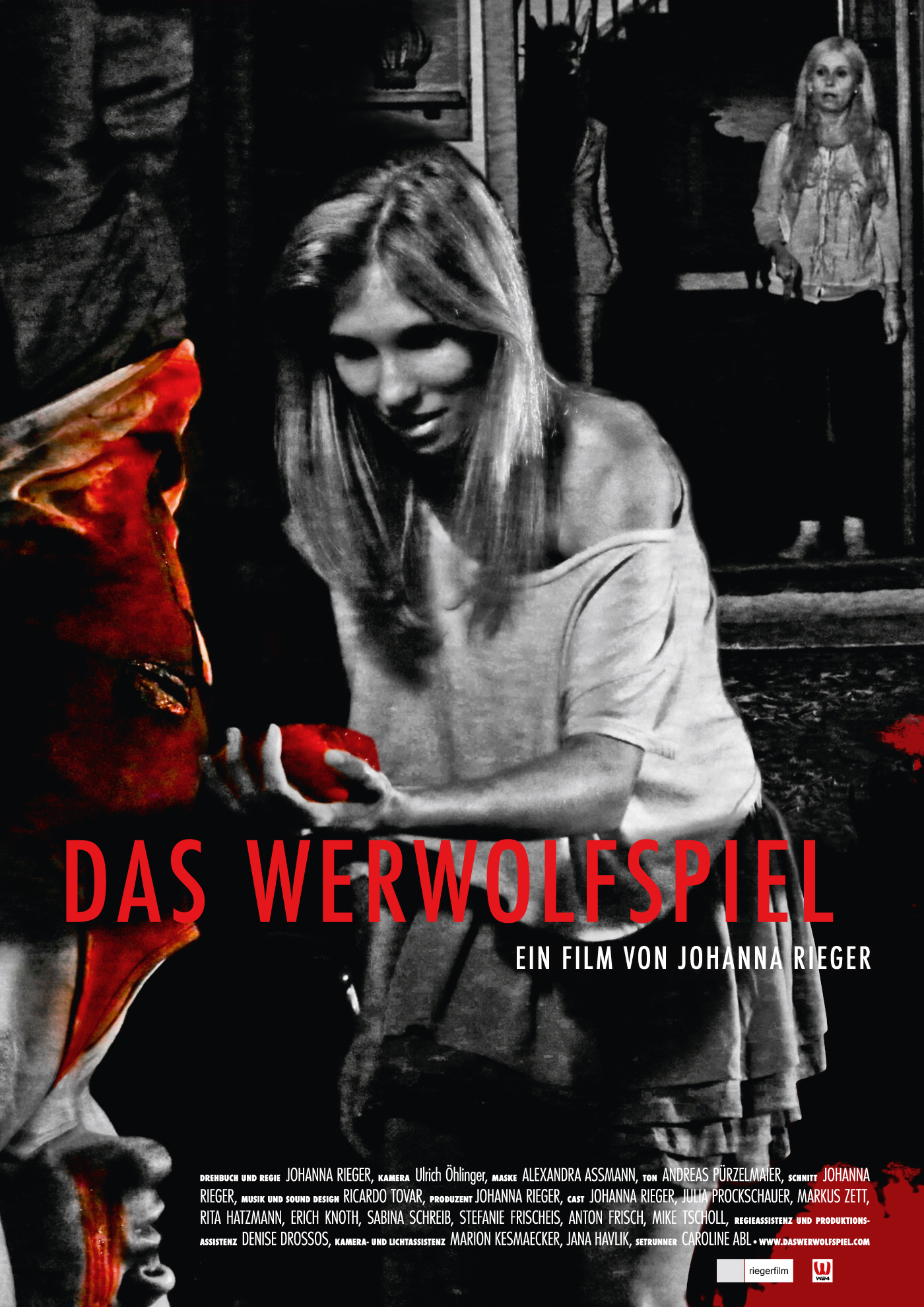 Filmplakat Riegerfilm